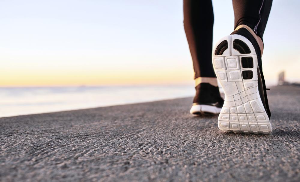 Pathologies des pieds des sportifs